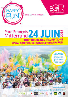Affiche Happy Run