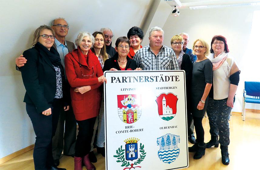 Jumelages joyeux anniversaires mairie actualit s ville de brie comte robert - Piscine de brie comte robert ...