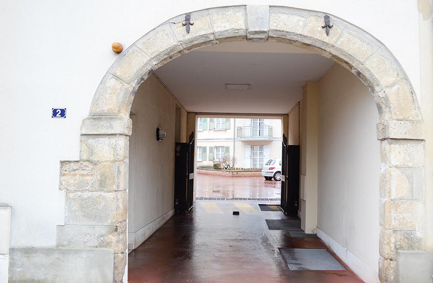 le grenier sel autres curiosit s patrimoine historique cadre de vie ville de brie. Black Bedroom Furniture Sets. Home Design Ideas